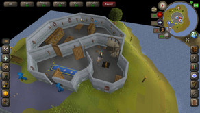 Old School Runescape, Wizard's Tower