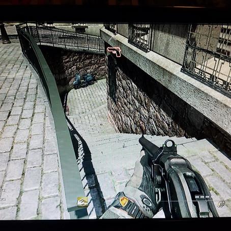 Call of Duty Modern Warfare 3, Resistance