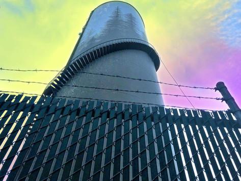 Quick Stare: Super Gay Water Tower--Tumwater, WA