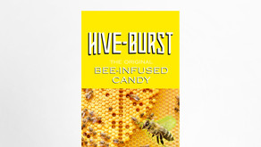 Hive-Burst | Bee-Infused Candy