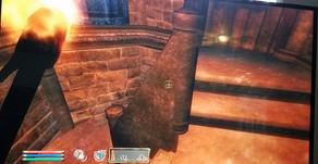 The Elder Scrolls IV: Oblivion—Vilena Donton's house | Stairwell Review