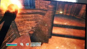 The Elder Scrolls IV: Oblivion—Vilena Donton's house | Stairwell Review