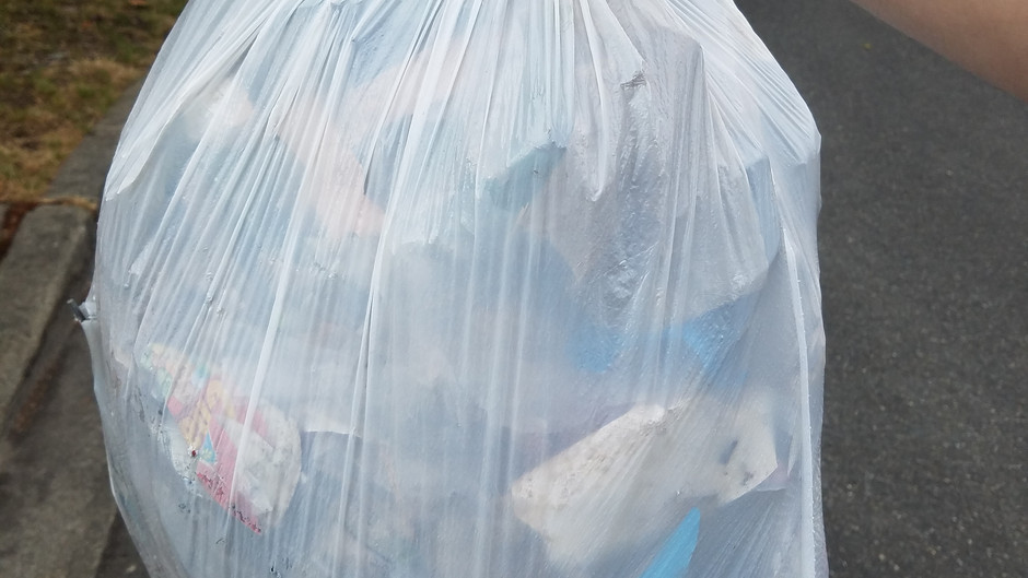 Trash Pick-Up, MacFarlane St/Boone St, Aberdeen
