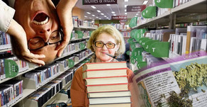 Olympia TRL Closed Until Feb 3, Librarians Engage in Raucous Month-Long Bender