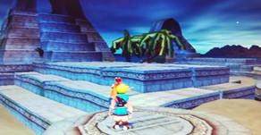 Jak and Daxter: The Precursor Legacy, Sentinal Beach