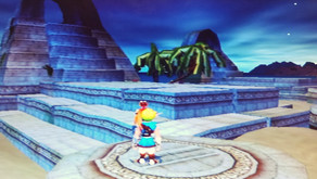 Jak and Daxter: The Precursor Legacy, Sentinal Beach