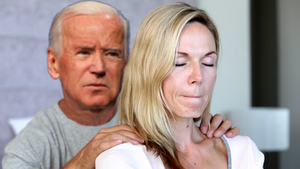 Joe Biden Masseuse/Masseuse