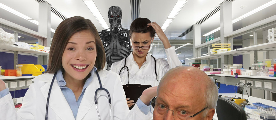 Scientists Awaiting Cheney's Death to Unveil Consciousness Transfer Technology