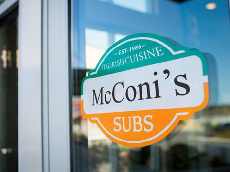Meconi's to Alter Name to McConi's, Serve Irish Take on Subs