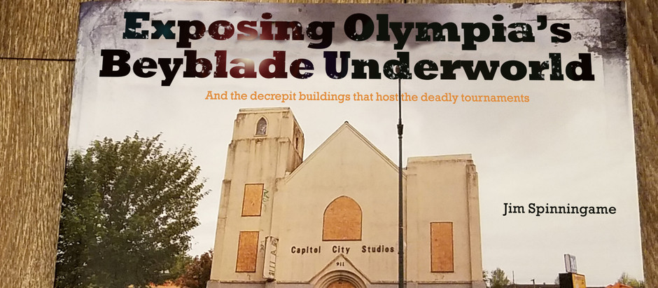 Exposing Olympia's Beyblade Underworld