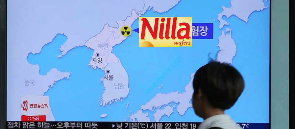 1000s of Nilla Wafers™ Box-Structures Razed as N. Korea Dismantles Nuclear Sites