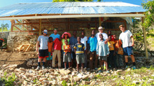 Building the Sustainable Orphanage: Maison L'Arc-en-Ciel Port-au-Prince, Haiti.