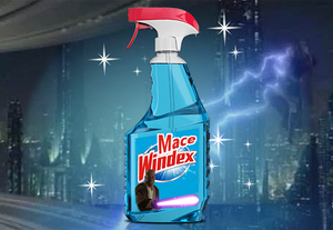 Mace Windex: Glass Cleaner