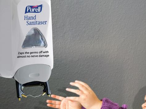 Hand Sanitaser
