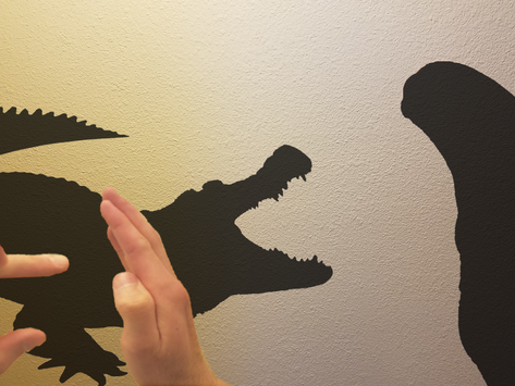After Wane in Funding, Olympia Film Society Just Winging it w/ Shadow Puppets