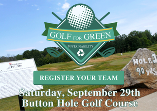 Golf for Green 2018 - Register Your Team Today!