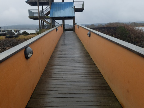 Grays Harbor Public Viewpoint Tower, Hoquiam