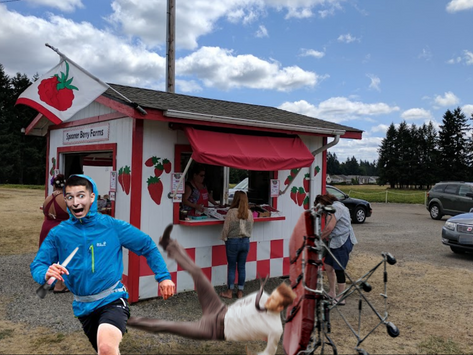 Spooner Berry Farms Now Offering Strawberry Puree I.V. Directly into Veins