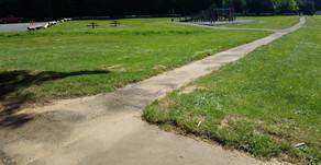 Trash Pick-Up, James Stewart Memorial Park, Aberdeen