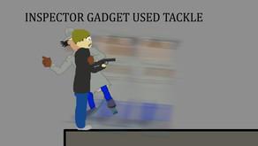 Inspector Gadget but He Has No Concept of Pain