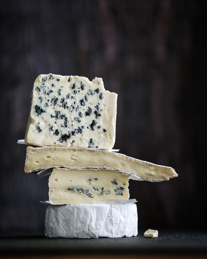 COLOUR - Cheese by Anita Kirkpatrick (9 marks)
