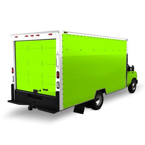 Cube Van Graphic Wraps