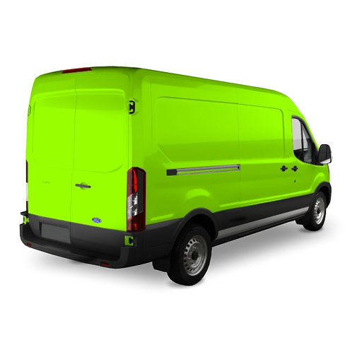 Cargo Van Graphic Wraps