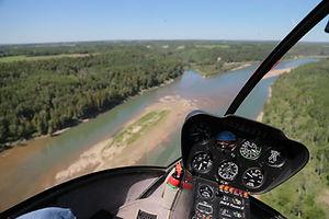 Edmonton Helicopter Rides