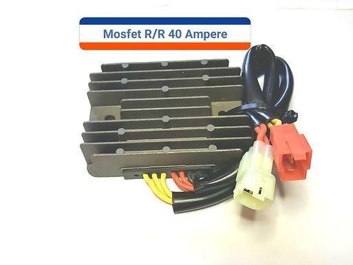 DL V-STROM 650- 2002-2006  Mosfet R/R 40 Ampere