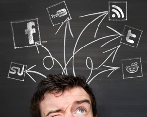 Using Social Media To Shed Your Forbidding Exterior and Become More Approachable