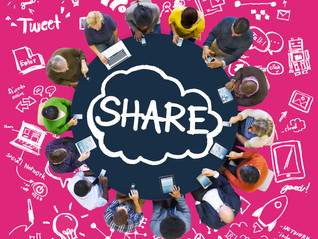 How to get your Fans to Share your Content
