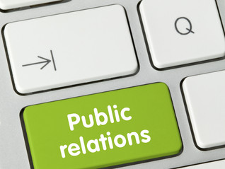 "Using ""Connectors,"" ""Mavens"" or ""Salesmen"" To Succeed at Public Relations"