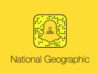 Three Snapchat Marketing Tips from National Geographic