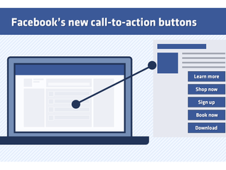Marketing tip: how to use the call to action button on Facebook
