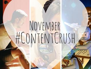 November Content Crush