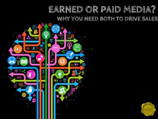 Earn Or Paid Media