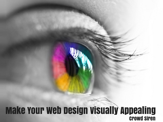 Make Your Web Design Visually Appealing