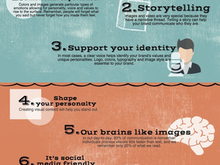 10 Reasons You Need To Go Visual