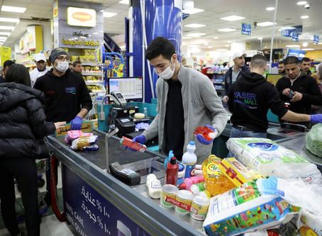 التدابير الوقائية الواجب اتباعها لاستئناف مختلف النشاطات الاقتصادية في الجزائر