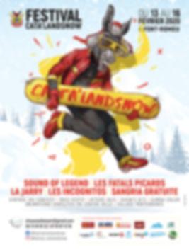Affiche-Festival-Cata-Landsnow-A3-2020 (