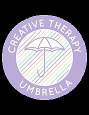 Creative Therapy Umbrella Logo
