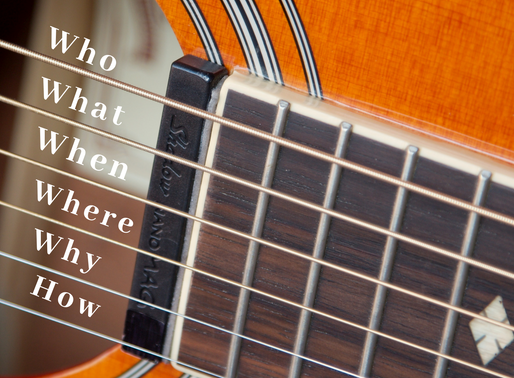 The 5 Ws of Music Therapy