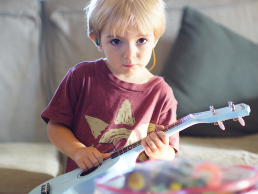 Music in Early Childhood: Physical and Cognitive Benefits
