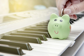 Musical keyboard, musician should save m