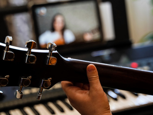 Remote Music Therapy : FAQs about Virtual Tele-health