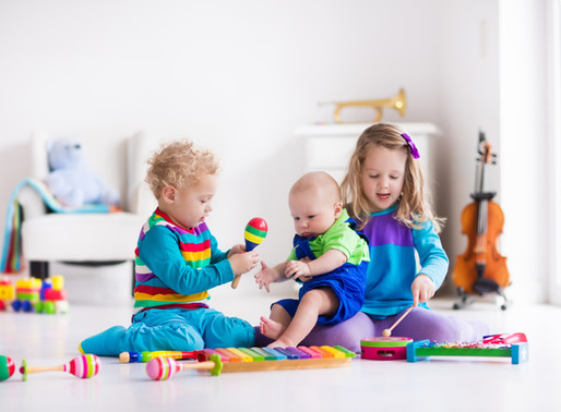 Music in Early Childhood: Social and Emotional Benefits