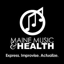 Maine Muic & Health Logo