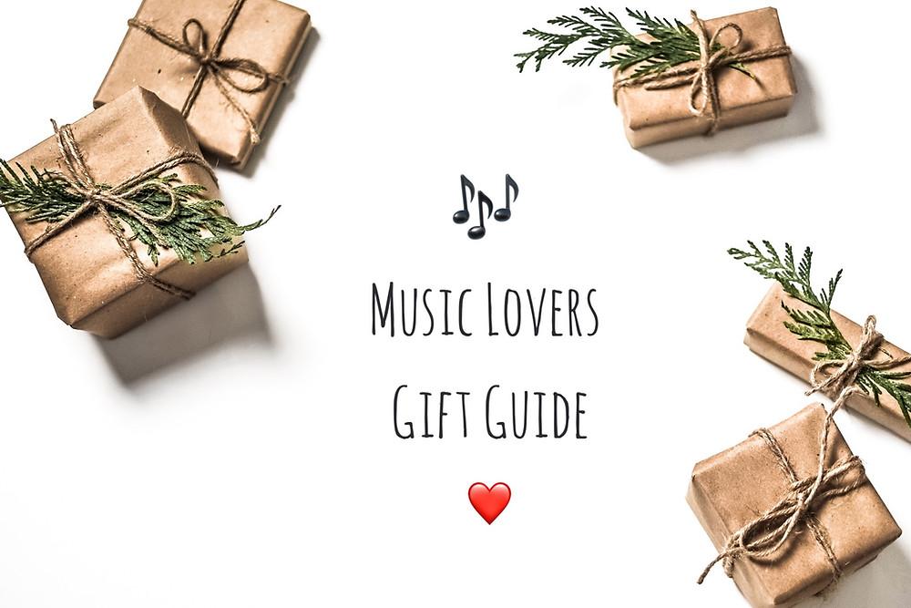Music Gift Guide