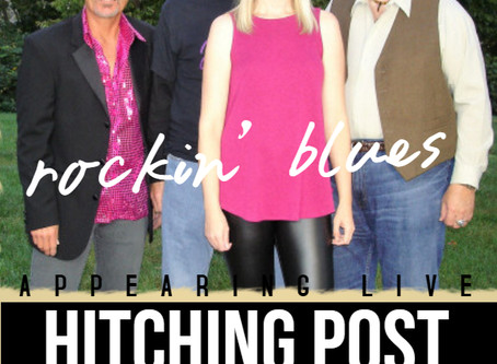Jelly Smooch to rock The Hitching Post in Darrtown!