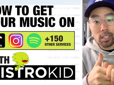How to get your music on TikTok, Spotify and more.